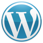 Ron Charests personal website proudly runs on WordPress