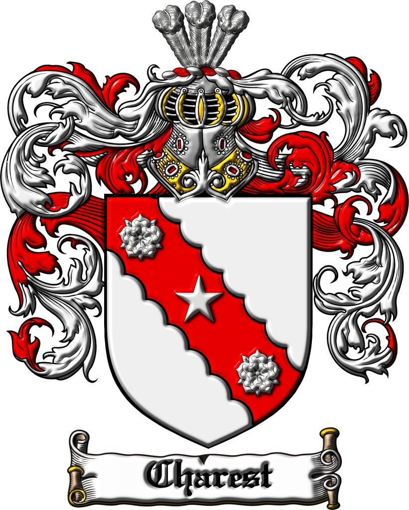 Charest Coat-of-Arms