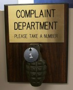 What Complaints Look Like
