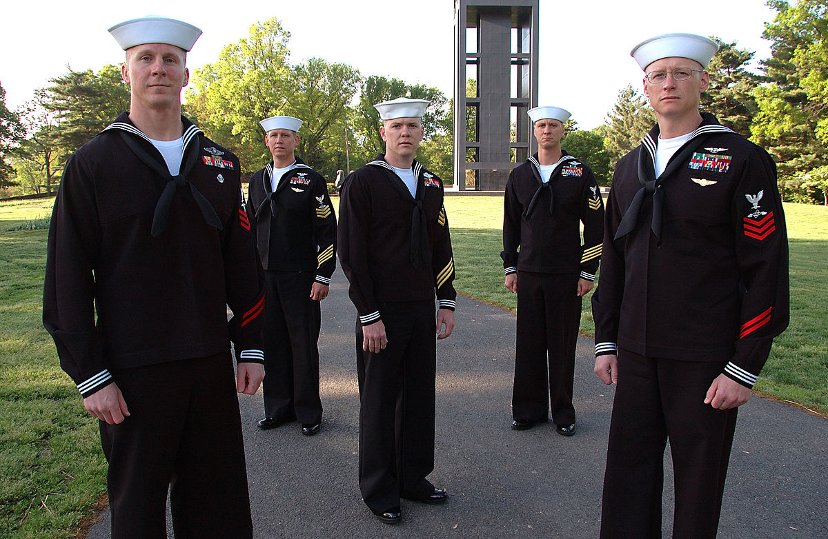 The Traditions Behind U S  Navy Uniforms | Charest Family on
