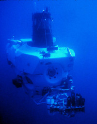 Research Submersible Alvin